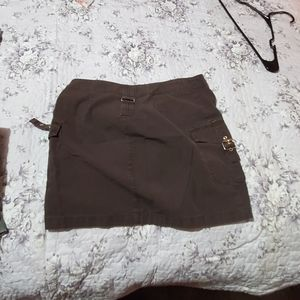 2 gently used skirts